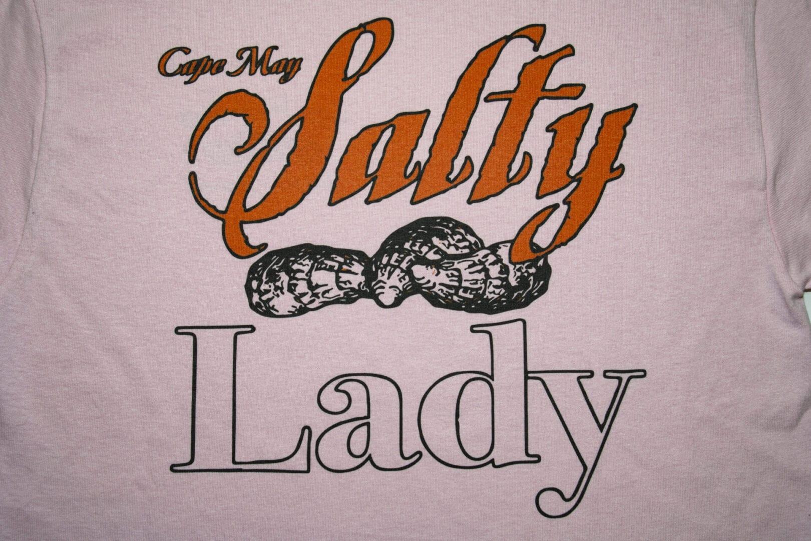 Salty lady