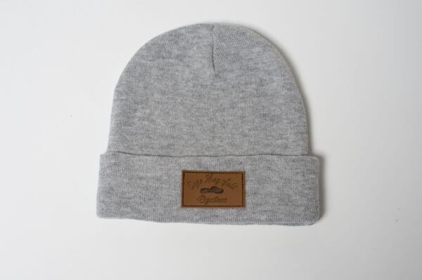 Cape May Salts Knit Beanie Gray